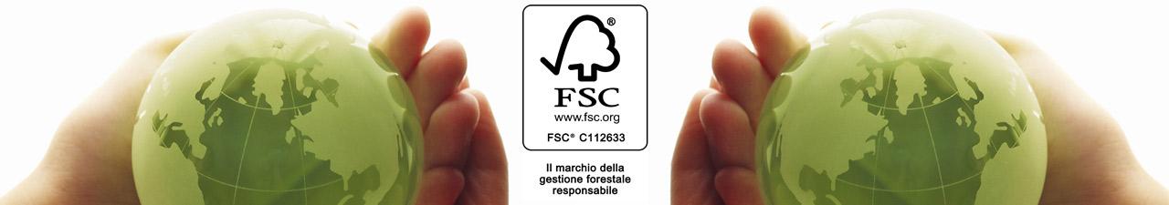 Sacchetti di carta FSC