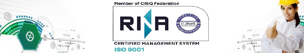 Sacchetti di carta FSC e certificazione ISO 9001