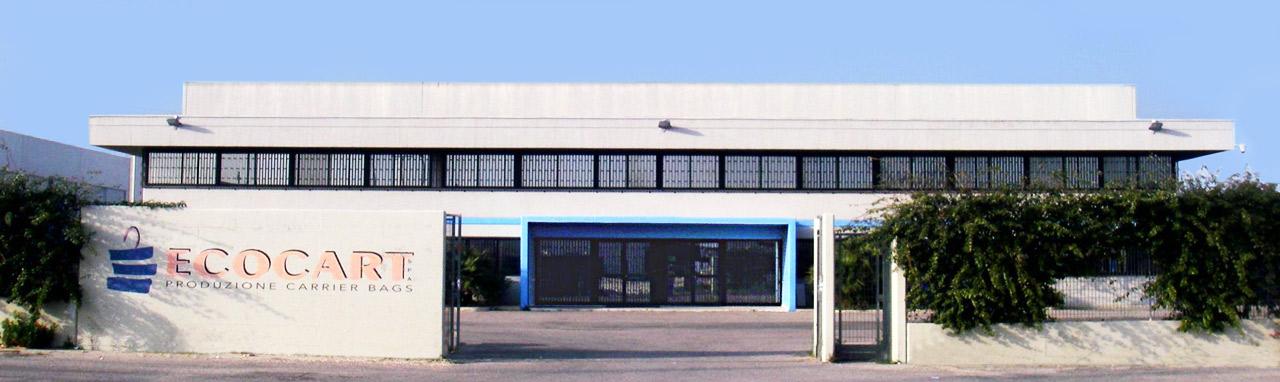 L'azienda - Ecocart Spa