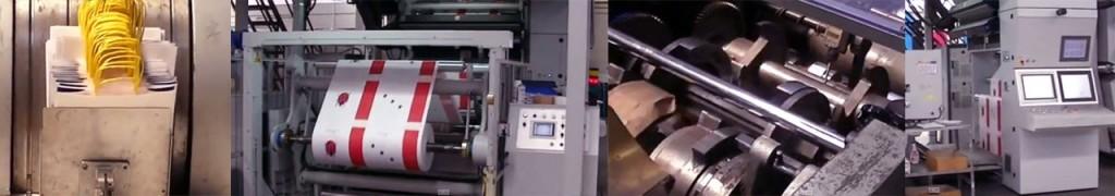 Come si fabbricano le buste carta personalizzate - Ecocart