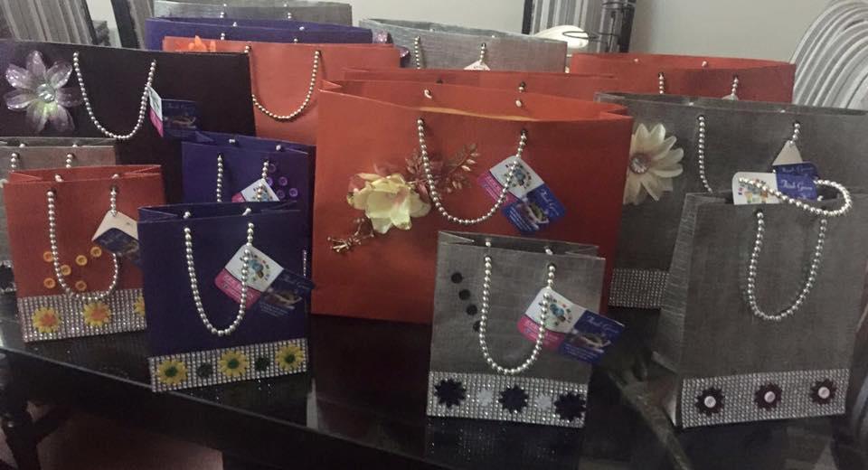 Sacchetti in carta per rispettare l'ambiente - Zee-Bags